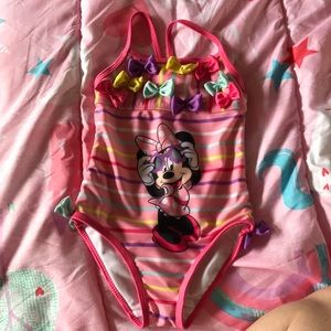 Disney collection 4t swimsuit Minnie Mouse